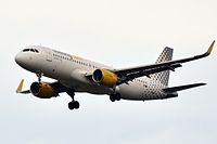 EC-MAH - A320 - Vueling