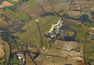 RAF Benson Royal Air Force main operating base in Oxfordshire, England.