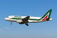 EI-IMS - A319 - Alitalia