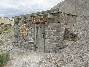 National Register of Historic Places listings in Uintah County, Utah - Image: Earl Douglass workshop