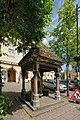 East Gate, Sleaford (geograph 4544853).jpg