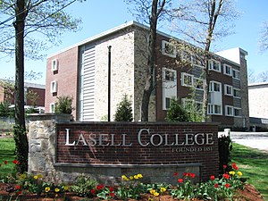 Lasell College - East Hall, est. 2009