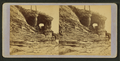 East view of Chapel. Pictured Rocks, from Robert N. Dennis collection of stereoscopic views.png