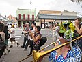 Easter Sunday in New Orleans - Brass Band Jam by Armstrong Arch 16.jpg