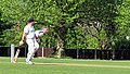 Eastons CC v. Chappel and Wakes Colne CC at Little Easton, Essex, England 03.jpg