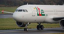 LTE国际航空