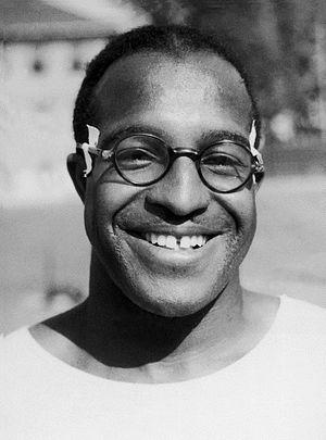 Eddie Tolan - Eddie Tolan in 1932