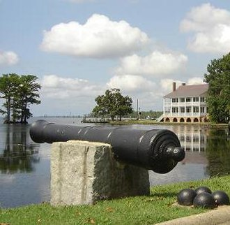 Inner Banks - Historic Edenton, NC.