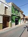 Edificios de la calle San Roque, Albal.jpg