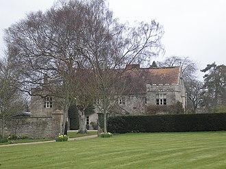 Edington Priory - Image: Edington Priory