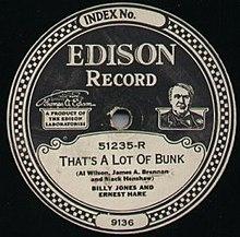 Edison Disc Record Wikipedia