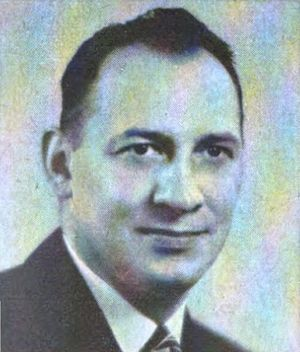 Edmund P. Radwan - Edmund Radwan, Congressman from New York