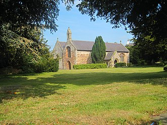 St Asaph - Image: Eglwys y Plwyf, Llanelwy (Cyndeyrn); Church of St Kentigern and St Asa , St Asaph, North Wales 07
