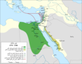 Egypt and Syria 1768 to 1774 map ar.png