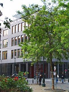Erasmushogeschool Brussel Erasmus University College Brussels