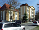 """Tuchfabrik """"Westerkamp"""" mit Hauptgebäude, Shedhalle, Heizhaus sowie Kontor- und Wohngebäude"""