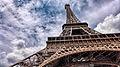 Eiffel Tower 2, Paris July 2013.jpg