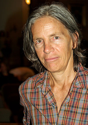 Eileen Myles - Myles at the 2008 Brooklyn Book Festival