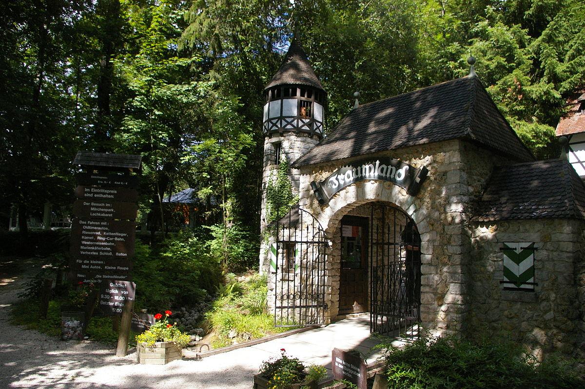 Freizeitparks Deutschland: Die 12 besten Erlebnisparks (für 2019)