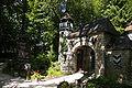 Eingang zum Traumland Freizeitpark auf der Bärenhöhle.JPG
