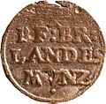 Einseitiger Pfennig, Landesdenkmalamt Berlin, Ausgrabung U5, 3089 – 6057.jpg