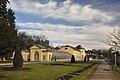 Eisenstadt, Schloss Esterhazy, Orangerie im Schlosspark (38887123965).jpg