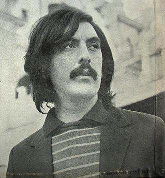 José Carbajal (Uruguayan musician) - El Sabalero on 1973.