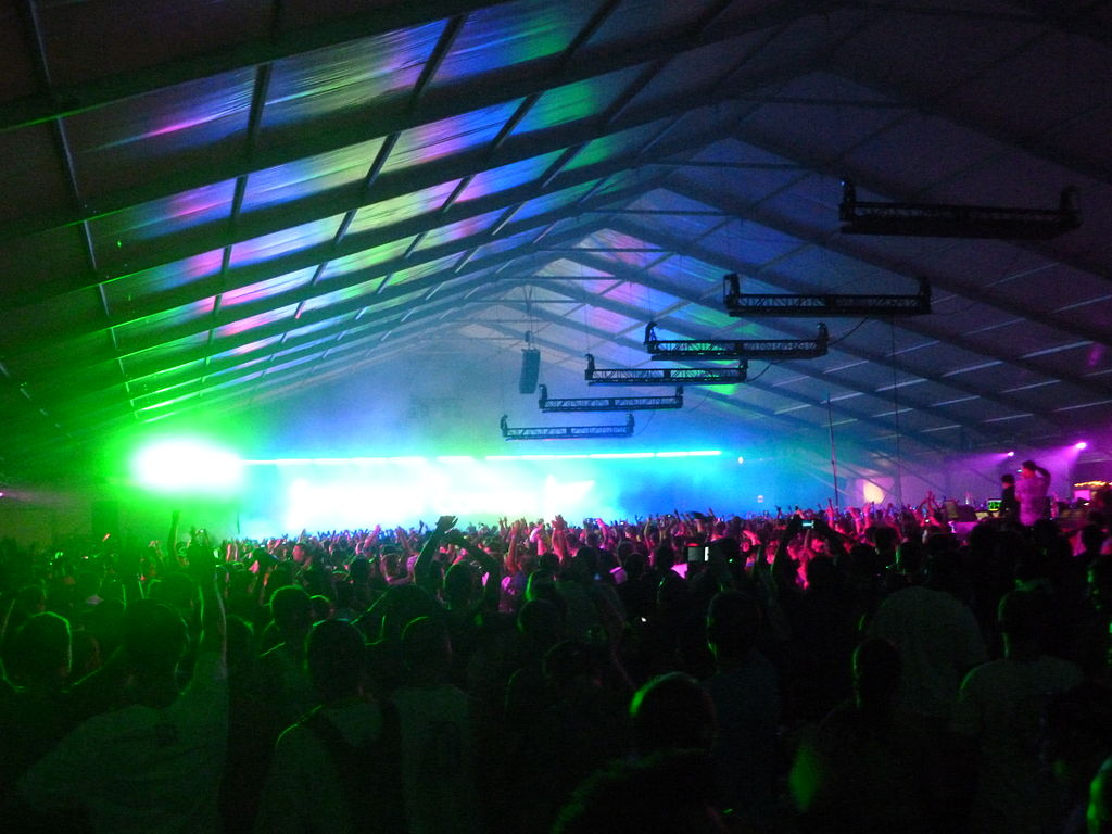 Electric Zoo Festival 2011 - Hilltop Arena