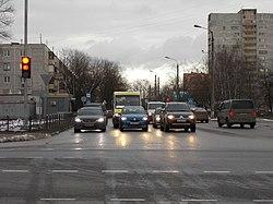 Elektrostal. Street Fryazevskoe shosse. img 97.jpg