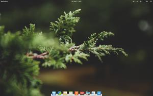 Elementary OS - Image: Elementary OS Loki