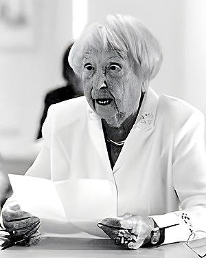 Elfriede Brüning - Elfriede Brüning in 2003