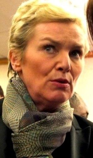 Élise Lucet - Élise Lucet in 2015