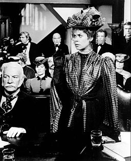 Elizabeth Montgomery Legend of Lizzie Borden 1
