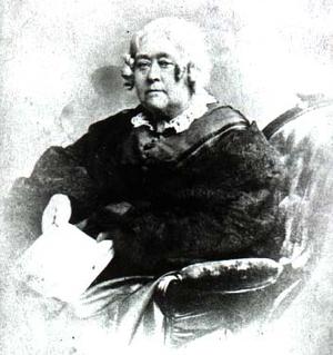 Elizabeth Peabody - Image: Elizabeth Palmer Peabody portrait 1