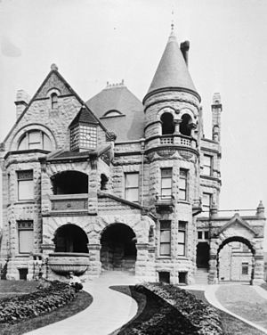 Elizabeth Plankinton - Elizabeth Plankinton House Constructed 1886–1887