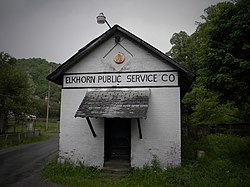 Elkhorn West Virginia Service Company