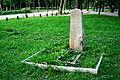 Ellan-Blakytny Symbolic grave Kharkov.JPG