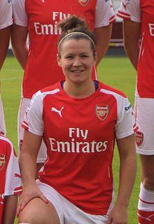 Emma Mitchell Scottish footballer