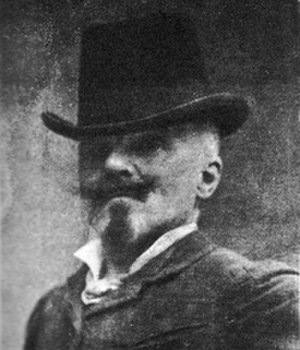 Achille Empéraire - Achille Emperaire circa 1895