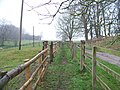 Enclosed footpath - geograph.org.uk - 1627890.jpg