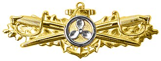 Engineering duty officer - Engineering Duty Officer Qualification Insignia
