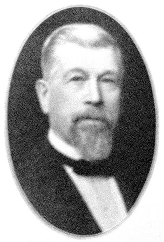 Dufur, Oregon - Namesake, Enoch Dufur