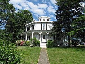 Enoch Fuller House - Enoch Fuller House