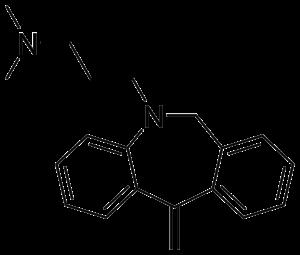 Enprazepine - Image: Enprazepine