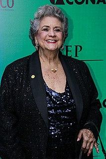Queta Lavat Mexican actress