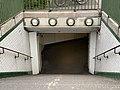 Entrée Station Métro Pont Sèvres Boulogne Billancourt 6.jpg