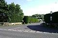 Entrance to Heathcote Park, Harbury Lane, Warwick - geograph.org.uk - 1439684.jpg