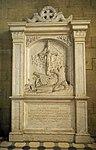 Epitaph Anselm Albert von Thurn und Taxis, Kloster St. Emmeram Gruftkapelle Regensburg 20160928 (3).jpg