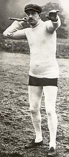 Eric Lemming Swedish athlete