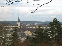 Esch-sur-Alzette i januar 2006